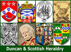 Click Here - Duncan and Scottish Heraldry