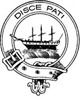 Crest Badge of Admiral Adam Duncan, 1s Viscout Camperdown