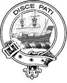 Crest Badge Duncan of Damside - Click Larger Image