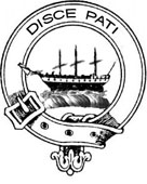 Crest Badge Willaim Duncan of Seaside