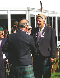HRH Prince Charles, Duke of Rothsay - John A. Duncan of Sketraw