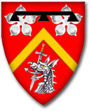 Click Here for More information on the Arms of Gabin G. Duncan of Sketraw ygr