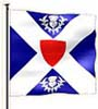 Flag of The Heraldry Society of Scotland