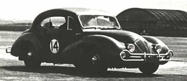 Healey Duncan racing at Ohakea Circit New Zealand