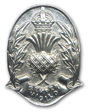 Badge of the Scottish Police Force