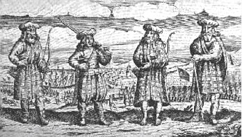 German Woodcut of around 1631
