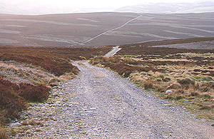 General Wades Road to Corgarff